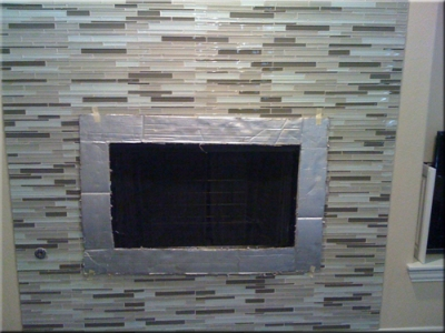 Abbe Fenimore Fireplace Surround